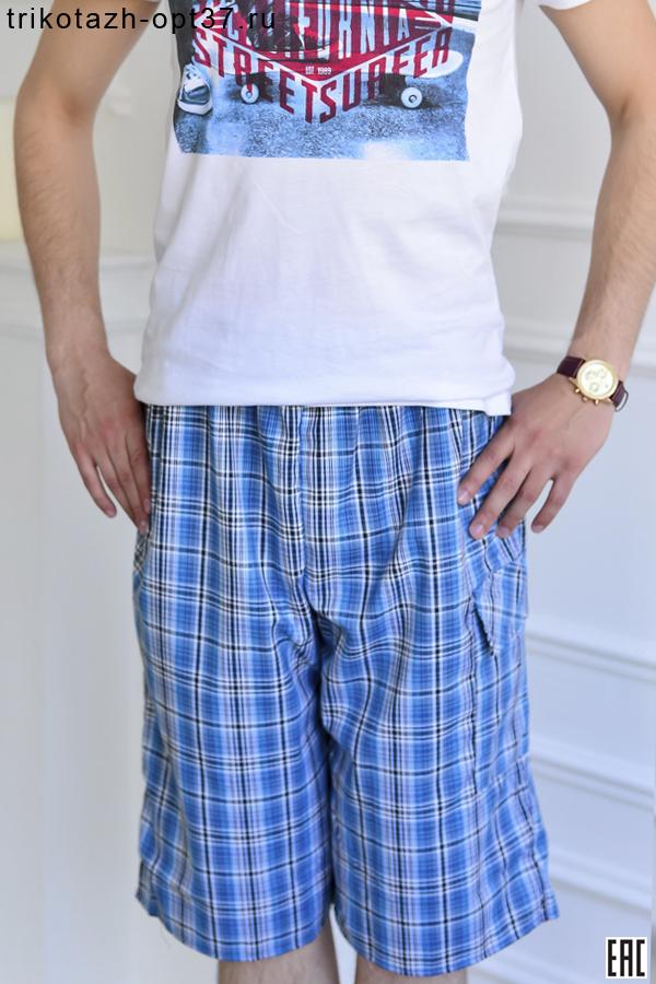 Бриджи мужские 2 кармана, модель 01