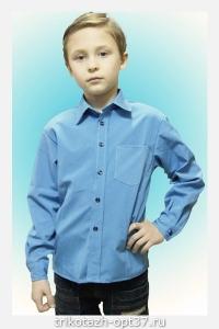 Рубашка детская/подростковая для мальчика, гера
