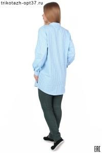 Новинка - Рубашка женская удлиненная