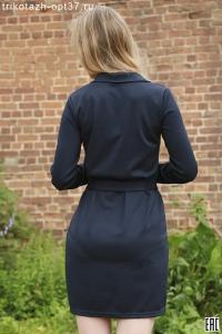 Платье офисное, модель 01