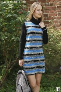 Платье женское, модель 015