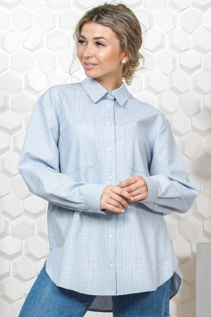 Блуза женская 01 (кулирка)
