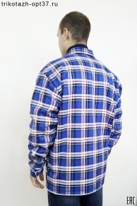 Новинка - Рубашка мужская теплая на подкладке