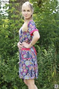 Халат женский, модель 46
