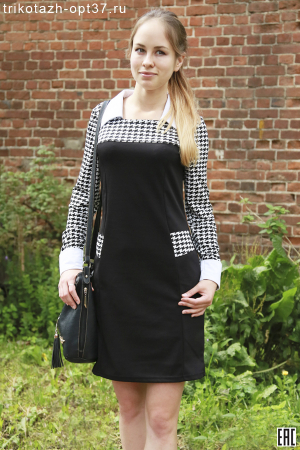 Платье женское, модель 03, офисное