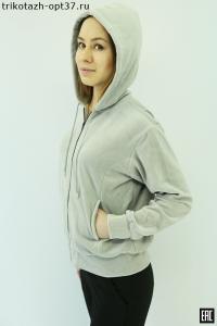 Куртка женская КВ-04УК (велюр)