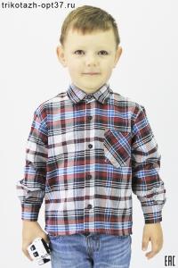 Рубашка детская/подростковая, фуле