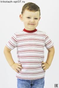 Футболка детская цветная, мод.02