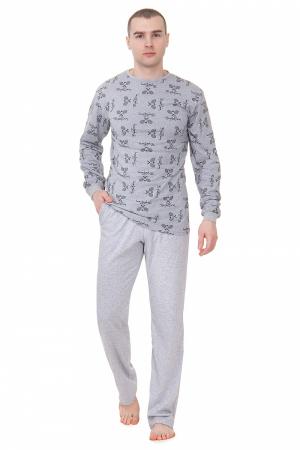 Пижама мужская трикотаж