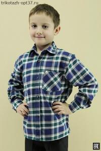Рубашка детская подростковая, фуле