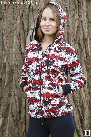 Куртка спортивная женская, К-06РК
