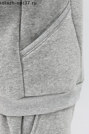 Костюм мужской спортивный теплый, модель 01