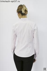 """Рубашка женская """"Кембридж"""", хлопок 100%"""