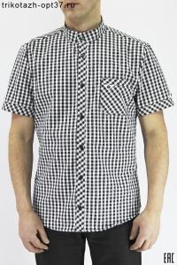 "Рубашка мужская ""Домино-КР"" короткий рукав"