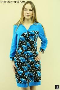 Халат женский, модель 038