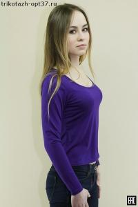 Футболка женская, модель 04 (вискоза)