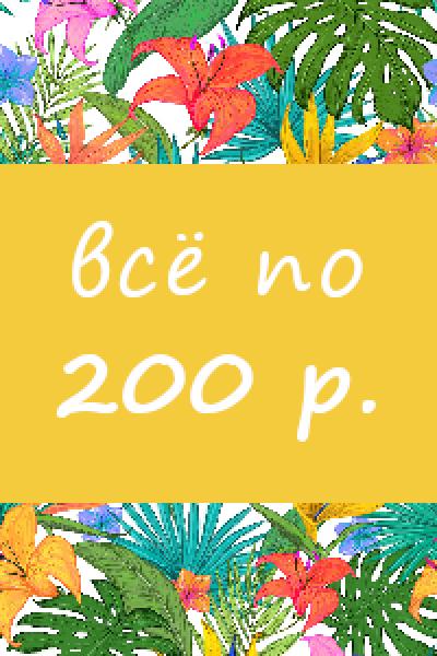 Всё по 200