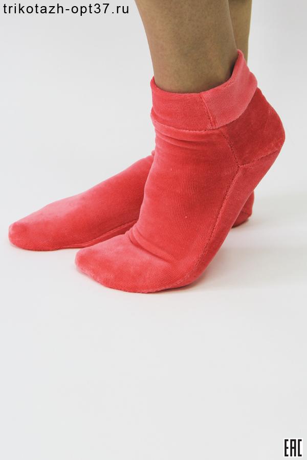 Носки женские, велюр