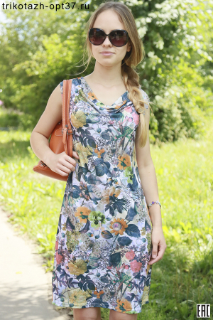 Платье женское, модель 19